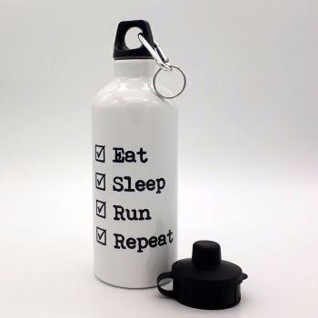 Water bottle - Eat Sleep Run Repeat