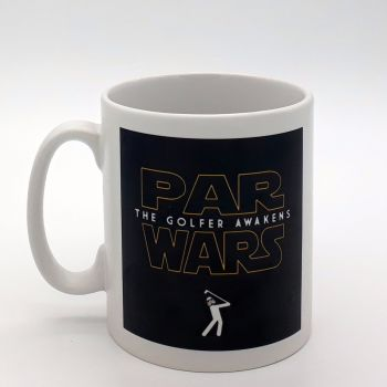 Mug - Par Wars: The Golfer Awakens