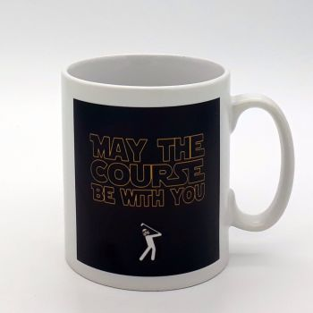 Mug - May the Course be with You