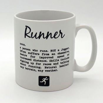 Mug - Runner