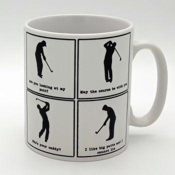 Mug - Golf Puns