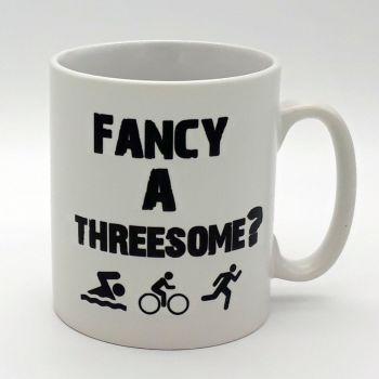 Mug - Fancy a threesome
