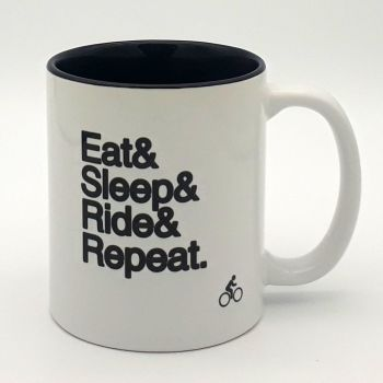 Mug - Eat Sleep Ride Repeat