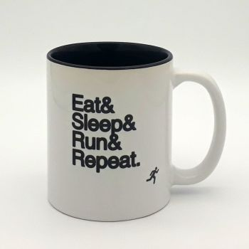 Mug - Eat Sleep Run Repeat
