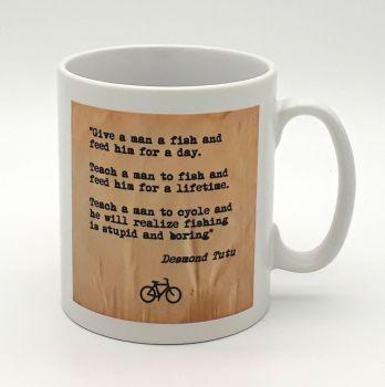 Mug - Desmond Tutu Quote