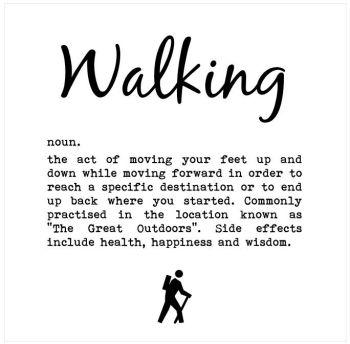 Walking Definition