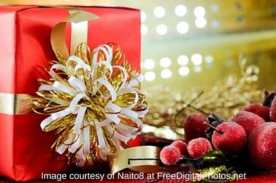 christmas gift image