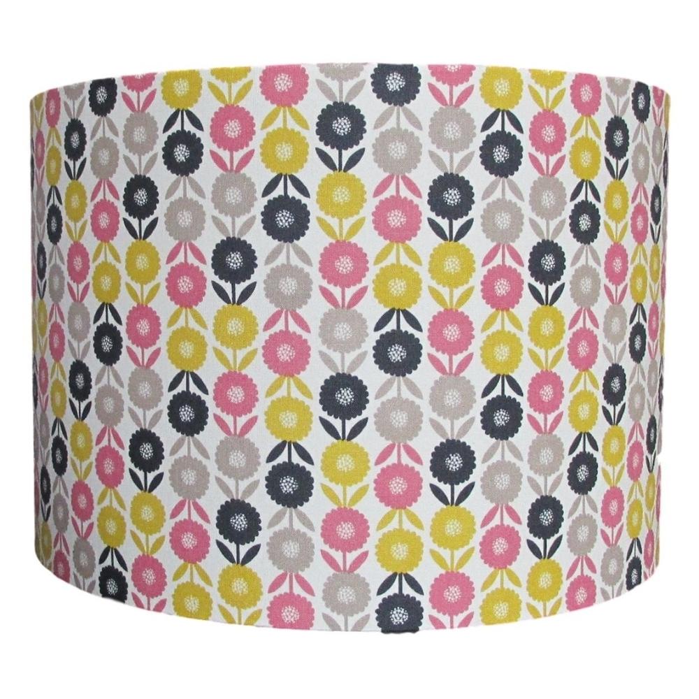 Lampshade featuring Dashwood Daisies design