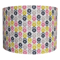 Dashwood daisies lampshade