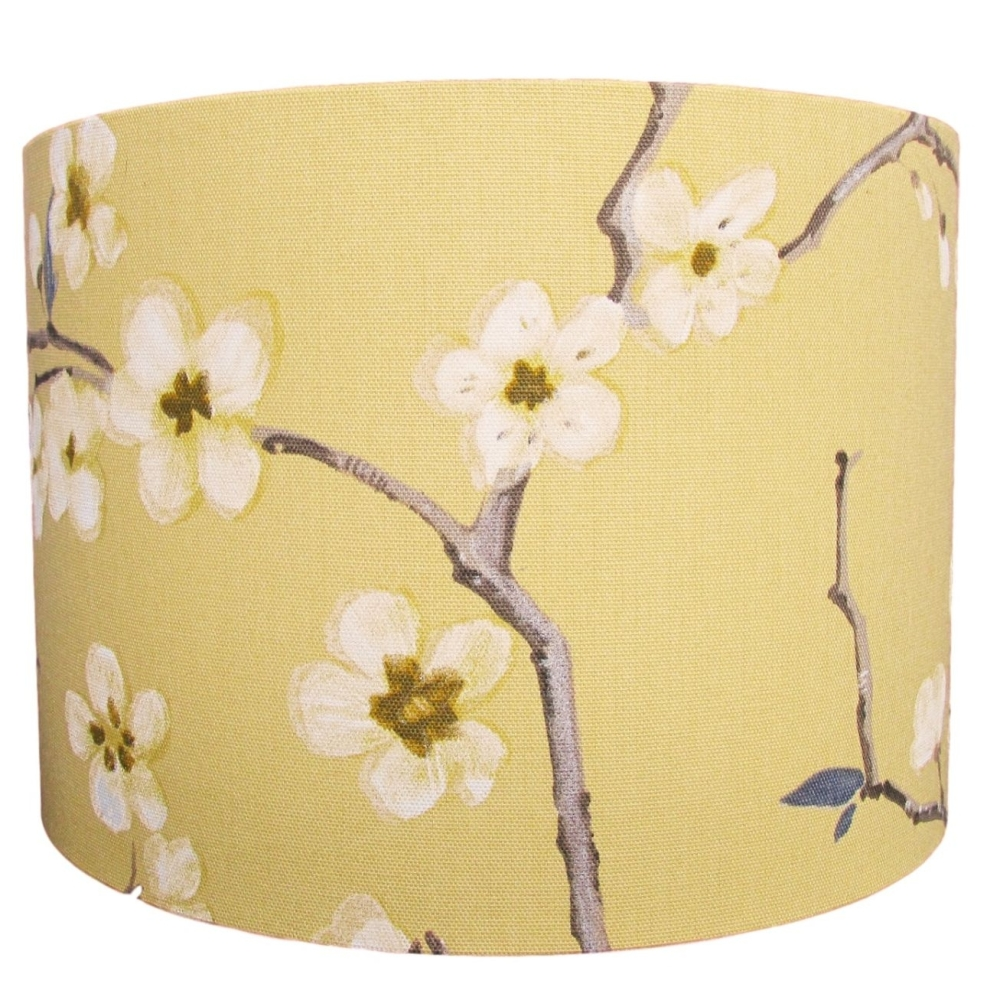 Traditional floral 30cm diameter lampshade (ceiling) NOW £29