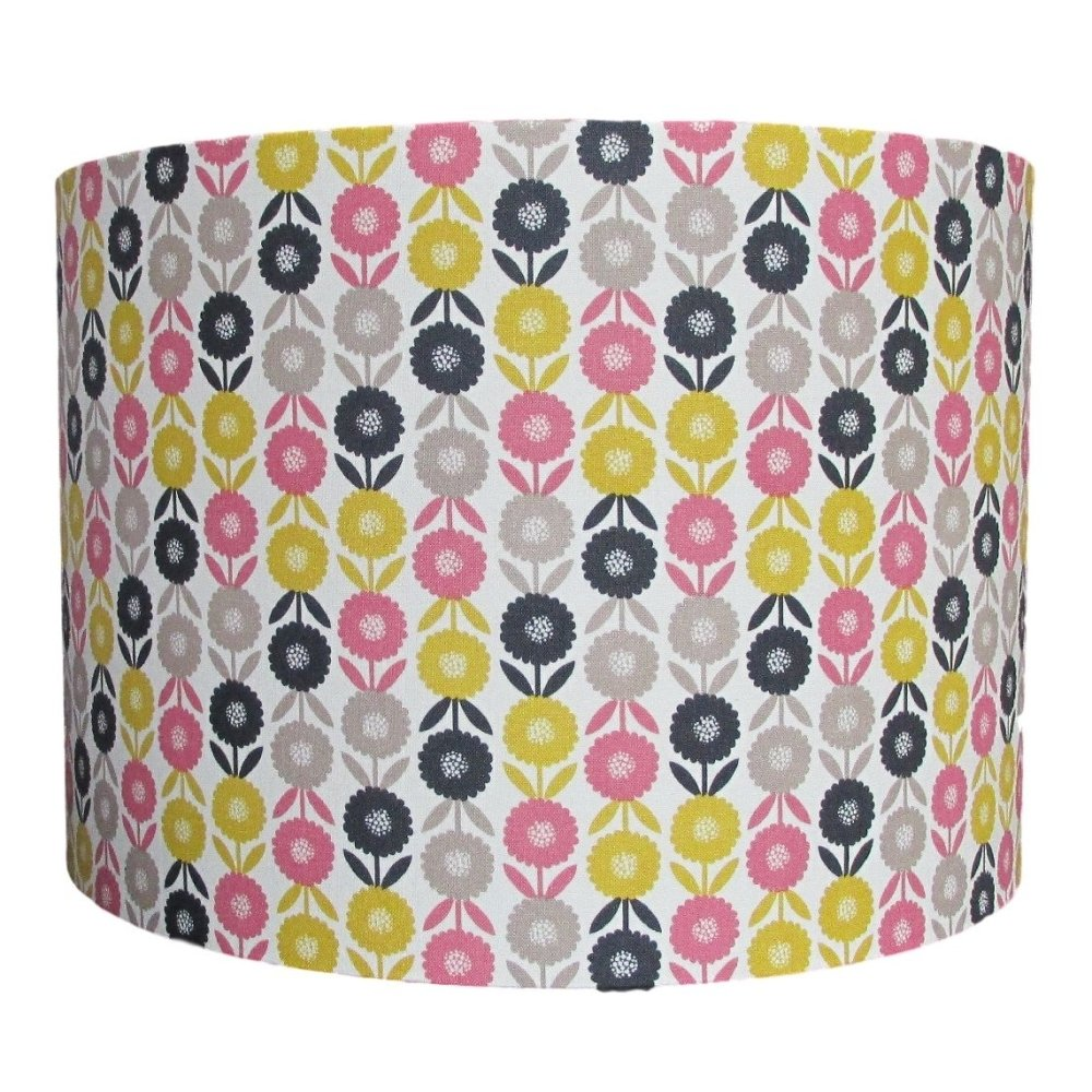 Dashwood daisies 20cm lampshade (for lamp or ceiling) SMALL FLAW NOW £17