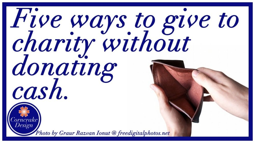 Five-ways-to-give-to-charity-blog-title