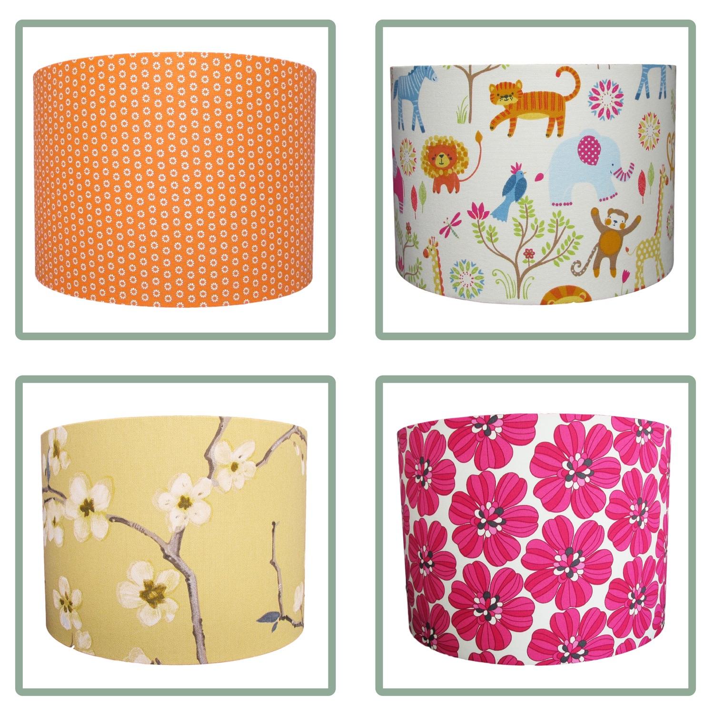 Shop lampshades