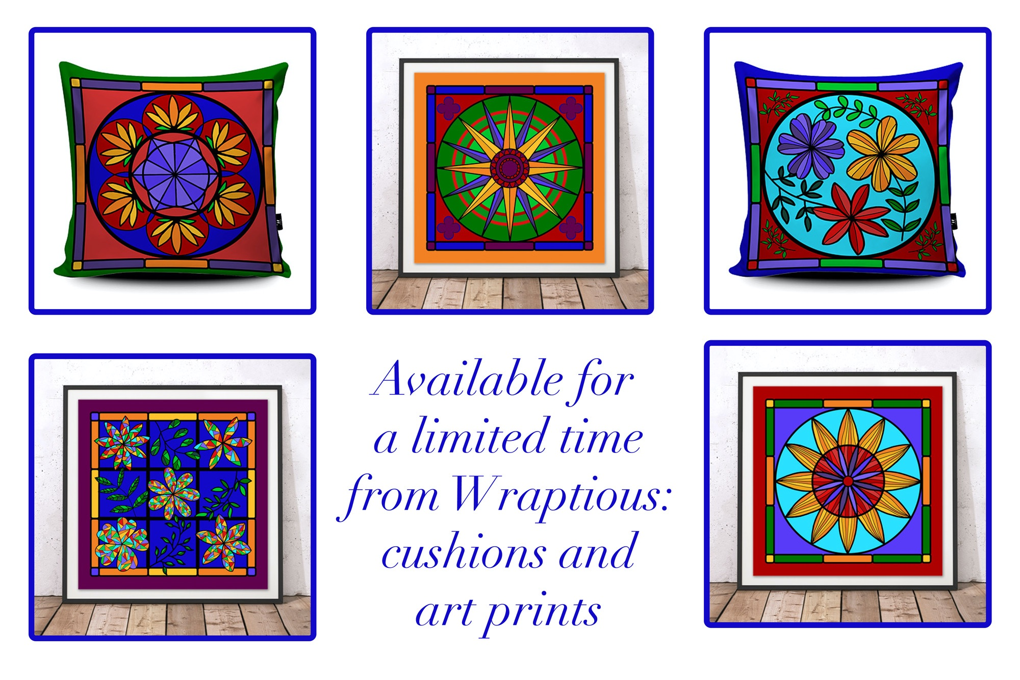 Limited time availability products