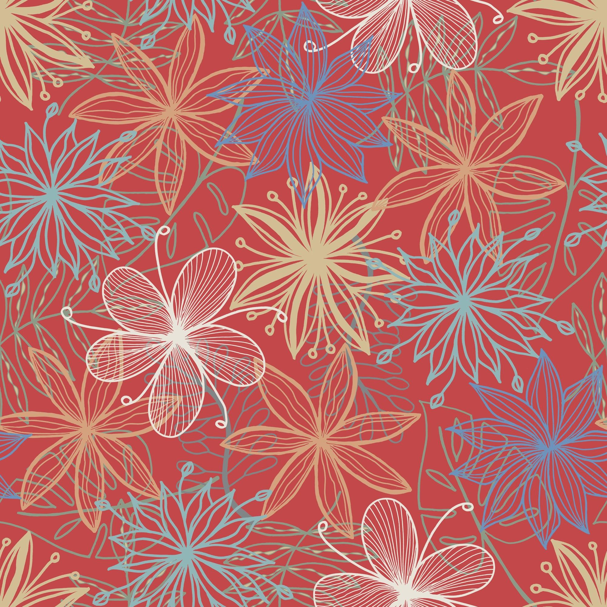 Blueprint Blooms