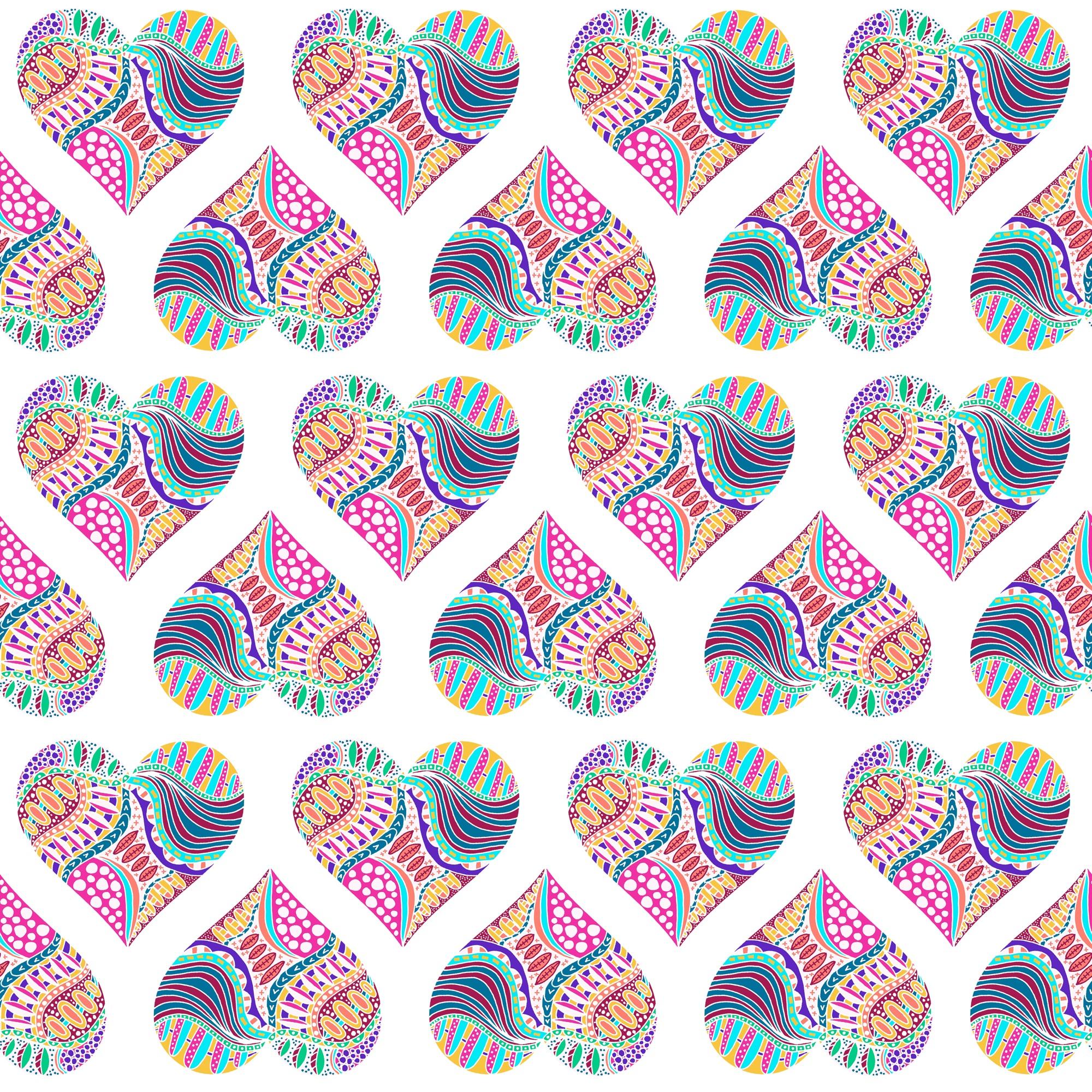 Halcyon Hearts design