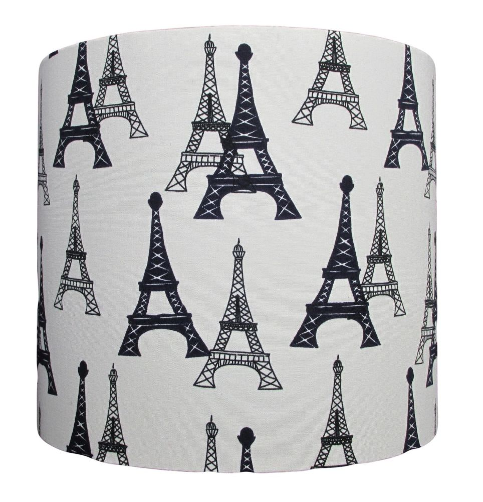Eiffel Tower lampshade 20cm diameter