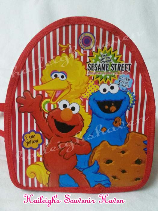 Sesame Street Backpack (Small)