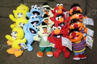 STUFFED TOY / PLUSH: SESAME STREET