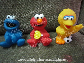 Sesame Street Coin Bank (Shaped)