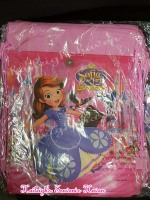 DRAWSTRING BAG (BIG, 12s): SOFIA THE FIRST
