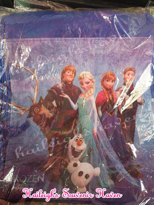 Disney Frozen Drawstring Bag (Big)