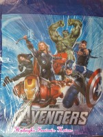 DRAWSTRING BAG (BIG, 12s): AVENGERS
