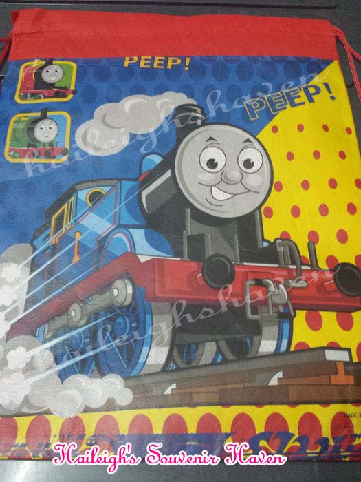 Thomas the Train Drawstring Bag (Big)