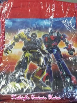 DRAWSTRING BAG (BIG, 12s): TRANSFORMERS