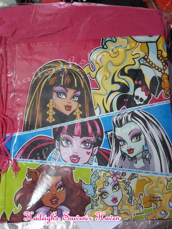 Monster High Drawstring Bag (Big)