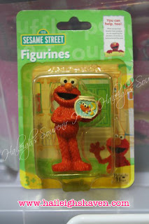 Sesame Street Individual Cake Topper Toy
