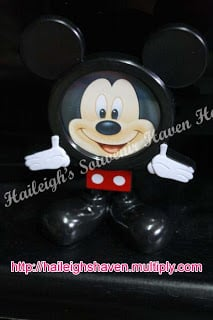 PHOTO FRAME: MICKEY MOUSE