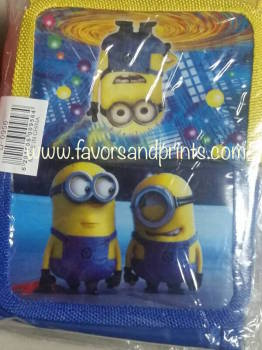 WALLET (12s): MINIONS