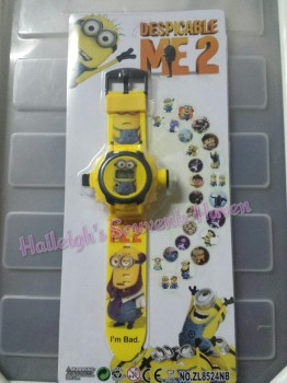 WATCH (Projector): MINIONS
