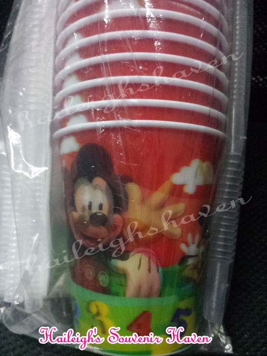 Mickey Mouse and Friends Hologram Tumbler