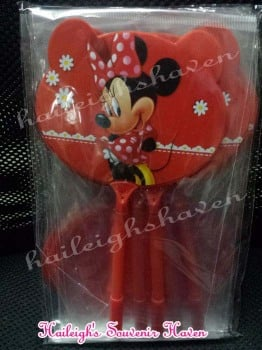 PEN FAN (12s): MINNIE MOUSE