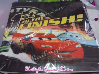 TABLE NAPKINS: DISNEY CARS
