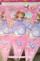 FLAG BANNERS / BANDERITAS: SOFIA THE FIRST
