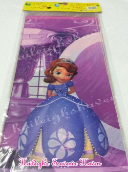 LOOT BAGS (LONG, NO HANDLE): SOFIA THE FIRST