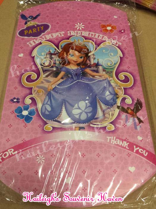 Sofia the First Loot Boxes