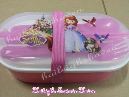 Sofia the First Lunch Box