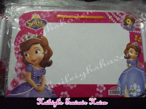 Sofia the First Mini-Whiteboard