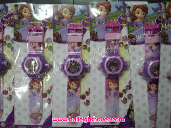 WATCH (Projector): SOFIA THE FIRST