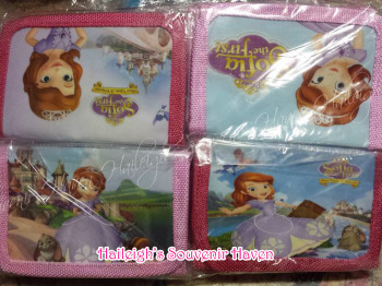 WALLET (12s): SOFIA THE FIRST