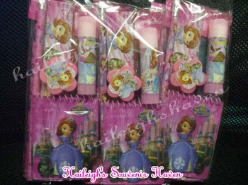 PENCIL SET (12s): SOFIA THE FIRST