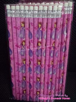PACK OF PENCILS [12S]: SOFIA THE FIRST
