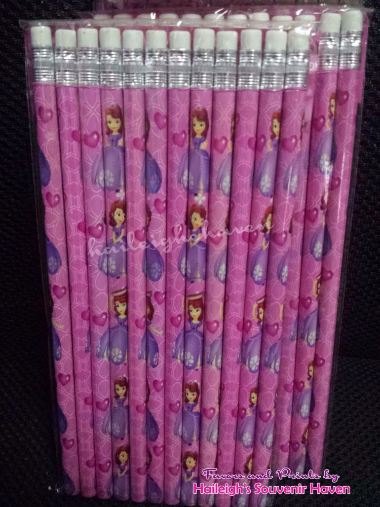 Sofia the First Pencil Pack