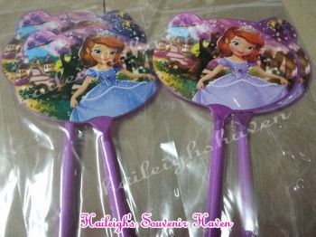 PEN FAN (12s): SOFIA THE FIRST