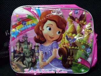 LUNCH BAG: SOFIA THE FIRST