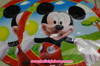 BALLOON (FOIL, 10s): MICKEY MOUSE